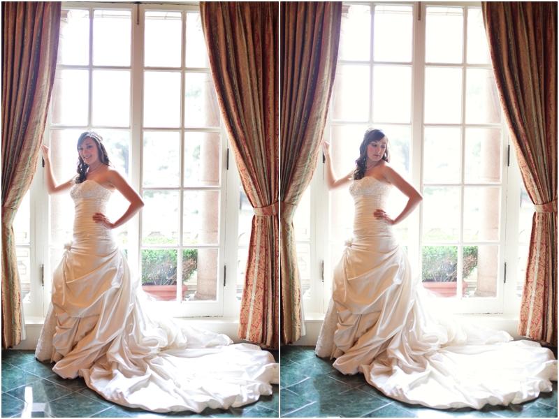 Dallas Bridal Photography, window bridals
