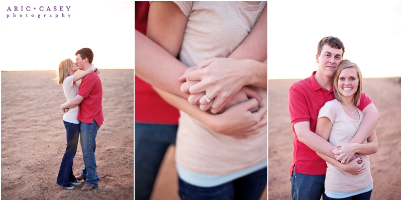 romantic engagement pictures lubbock wedding photographer