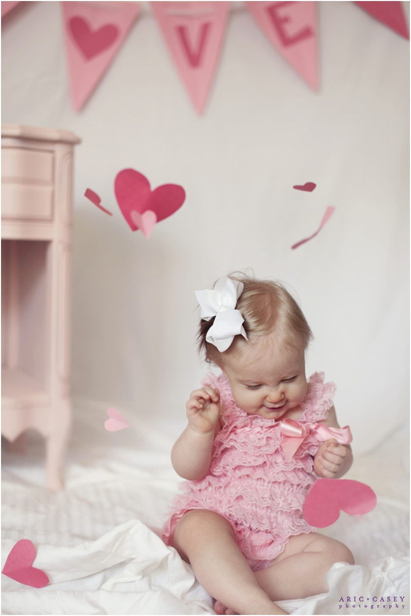 Adorable Valentine's Day Shoot