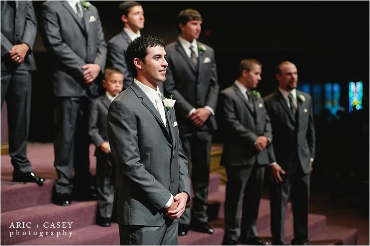 First Baptist Church Lubbock Wedding