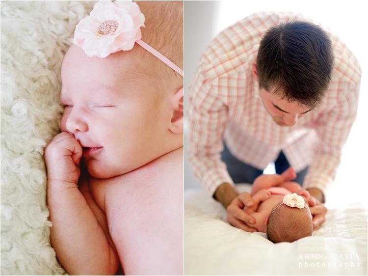 Lubbock lifestyle newborn photographer