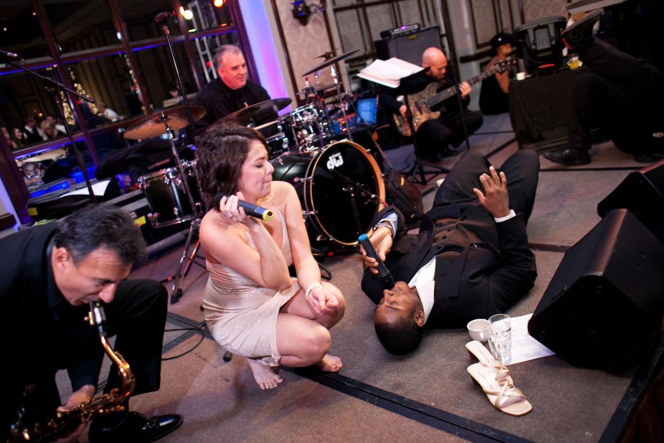 dallas wedding band