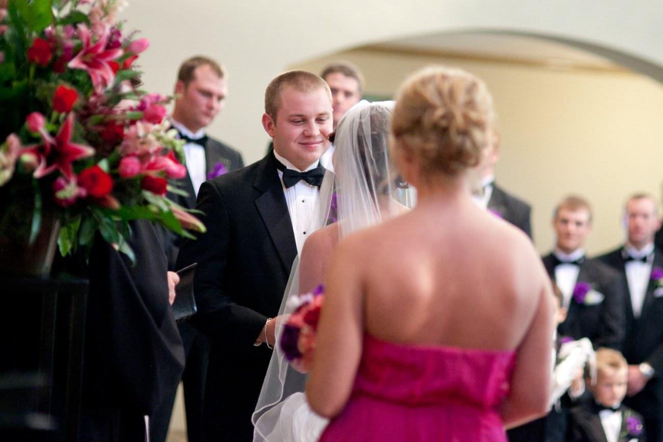 groom vows
