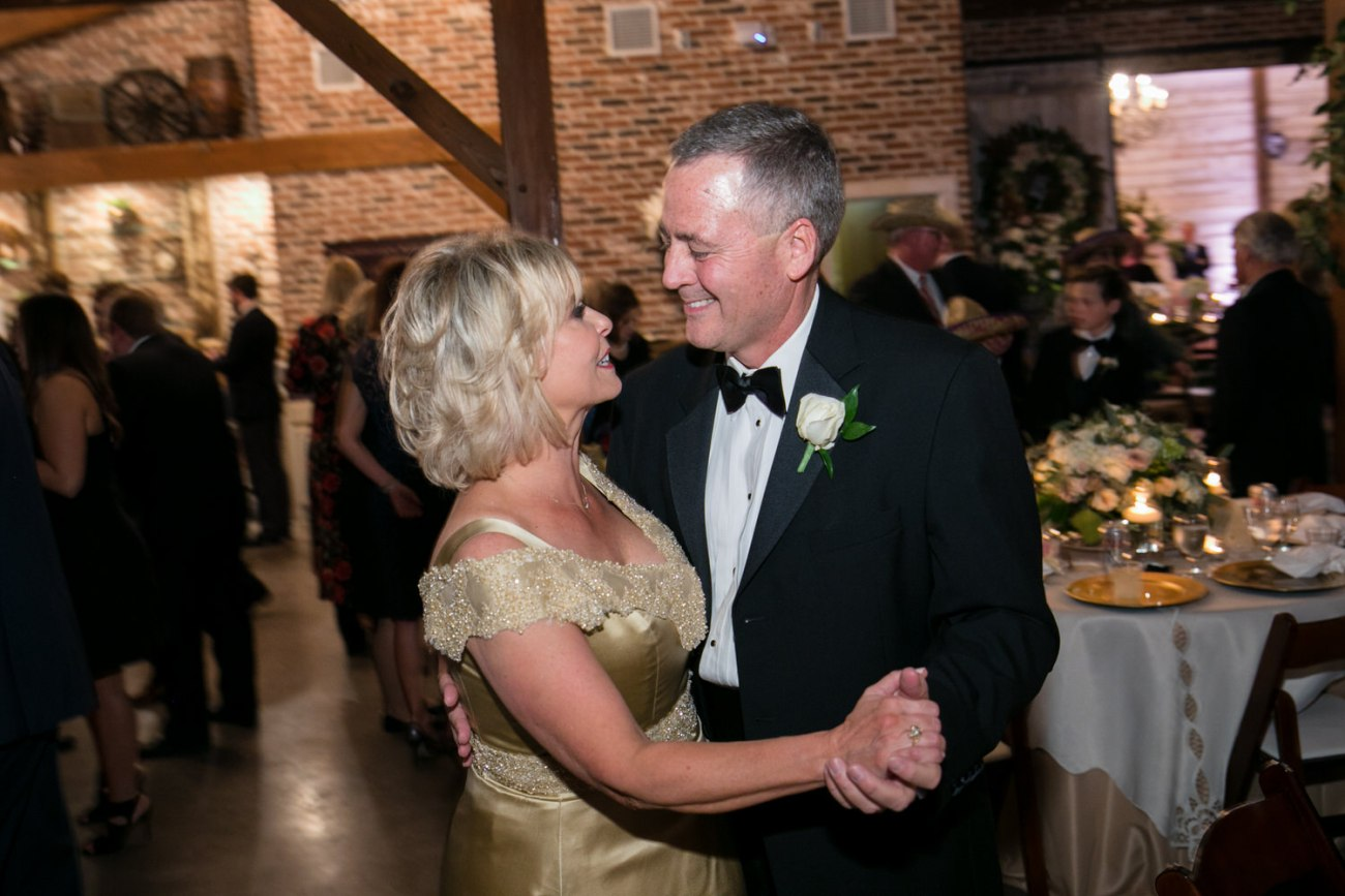 father and mother of bride