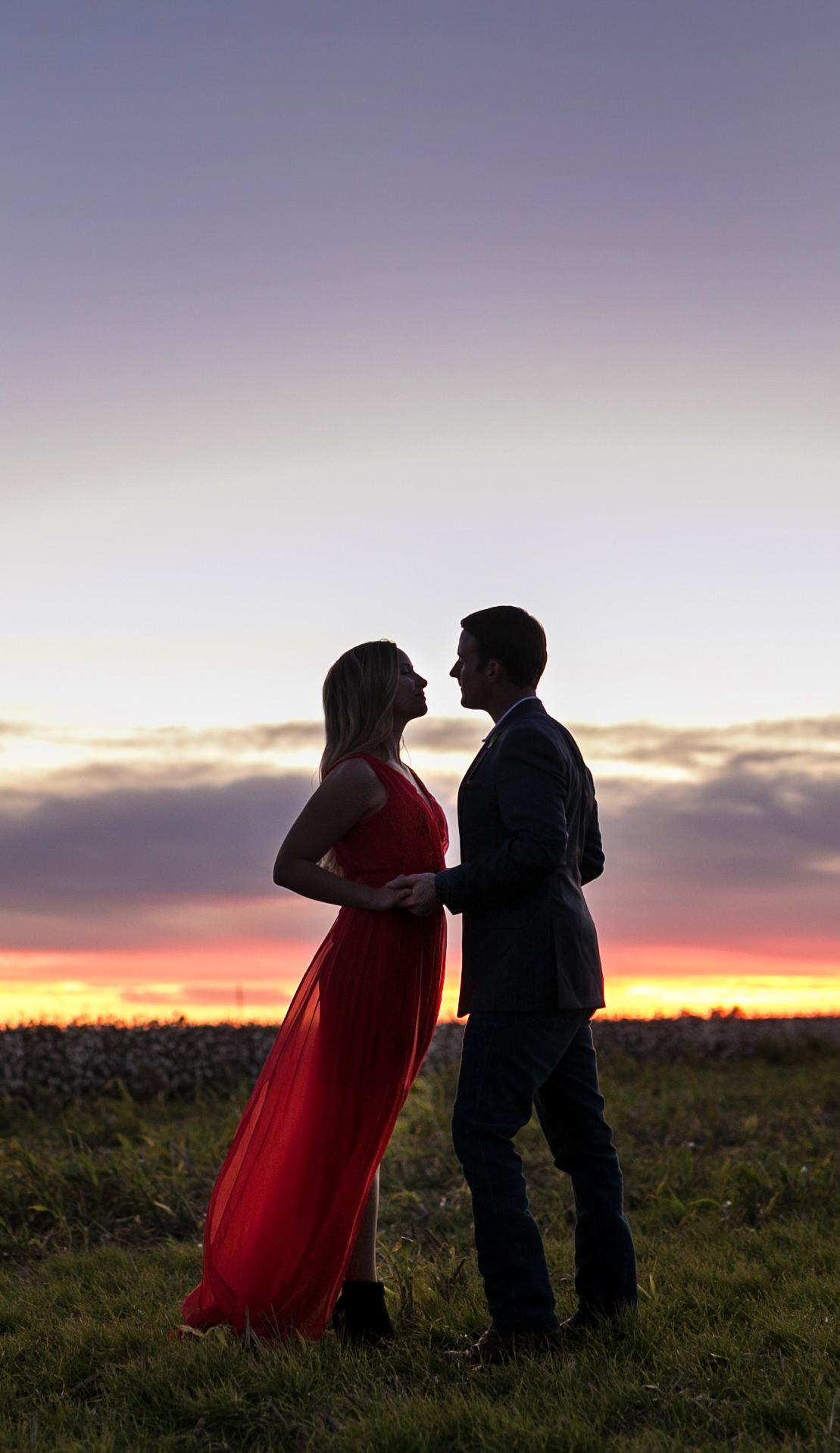 lubbock sunset photo