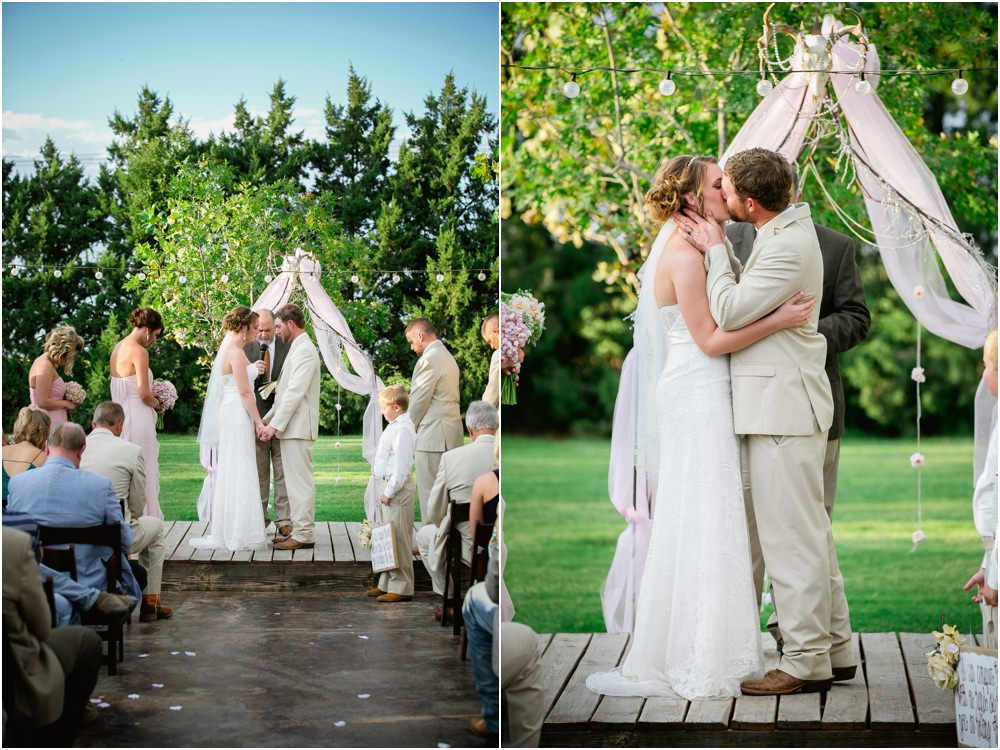 lubbock outdoor wedding