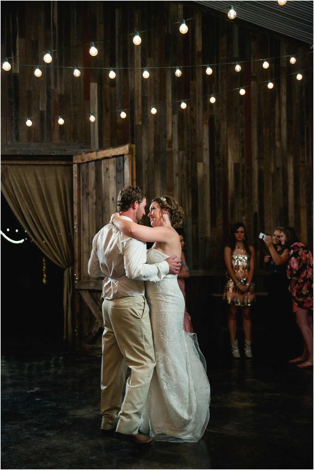 lubbock wedding first dance