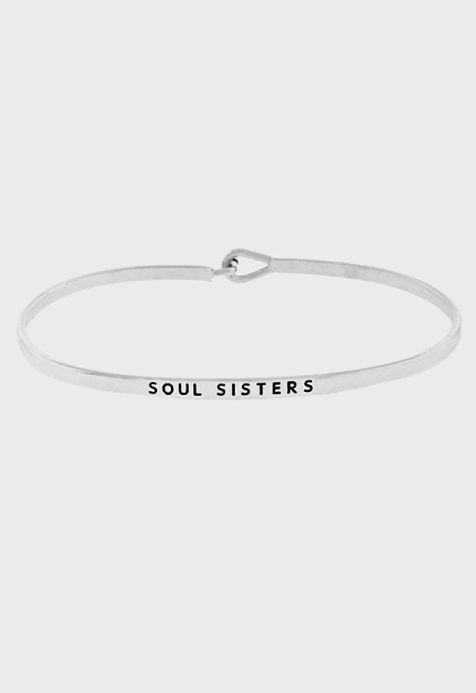 https://hipandcoolcliponearringstwo.com/products/silver-soul-sisters-bangle-bracelet
