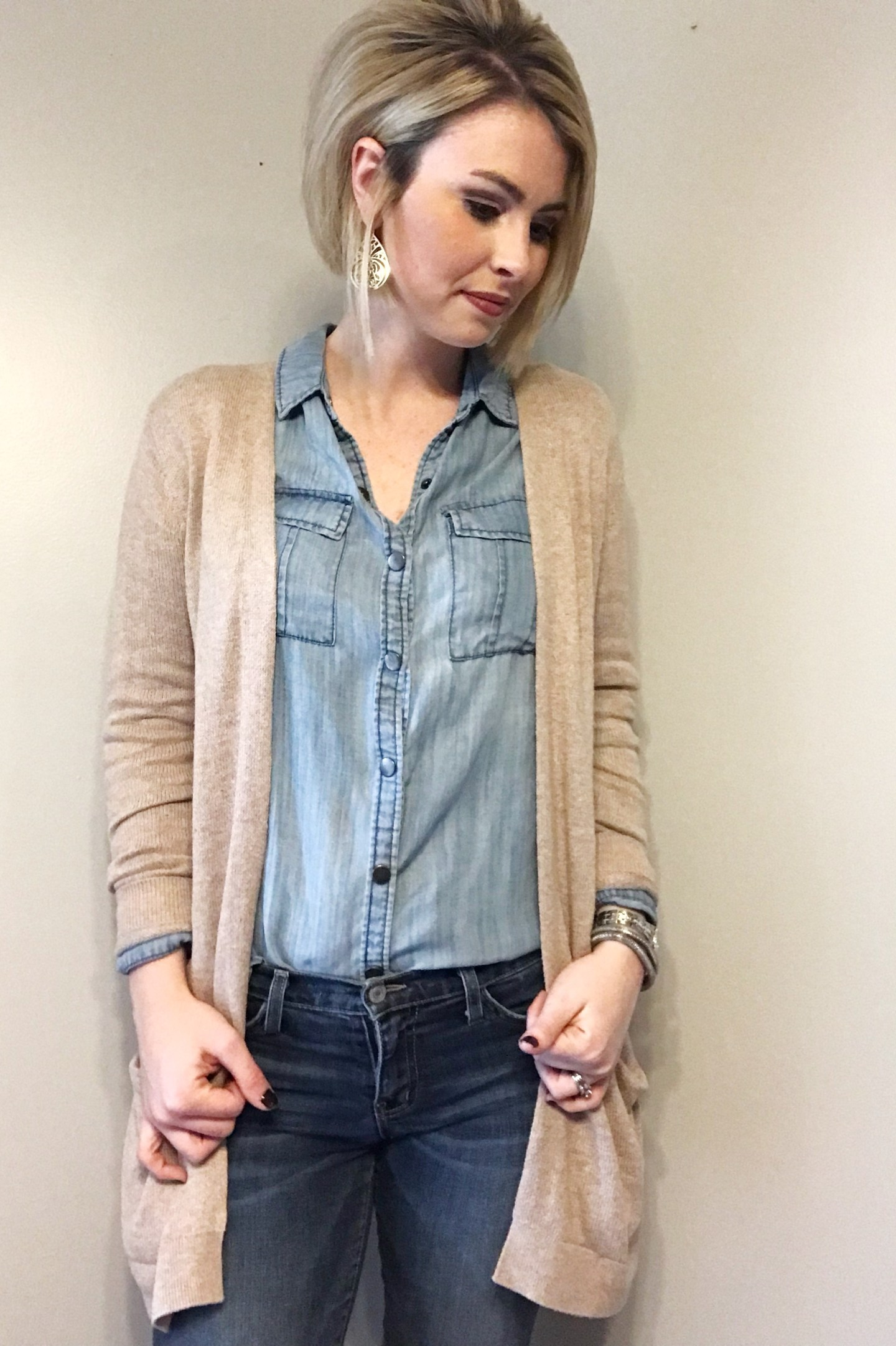 Denim on Denim: Wearing What I thought I Never Would