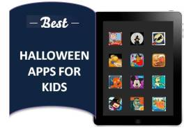 Best Halloween Festive Book Apps icon