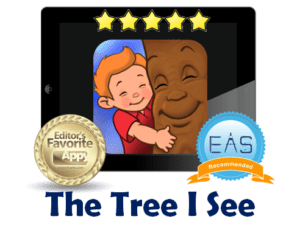 The Tree I See app sidebar widget