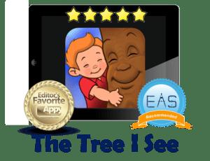 The Tree I See app sidebar widget