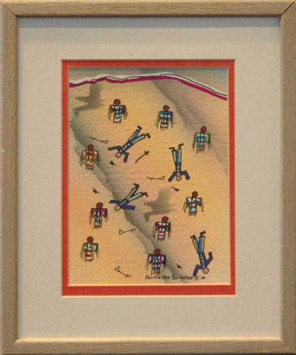 Native_American_Art_Print_Benjamin_Nelson