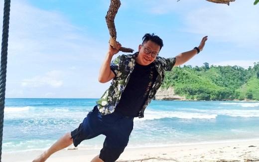 ariefpokto pantai Ngalur