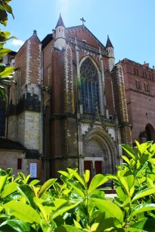 Toulouse Cathedral S