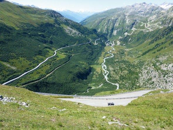 Swiss Alps 2010