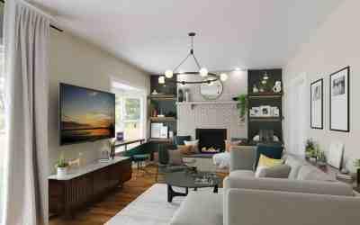 Design Hacks: Living Room Made For You