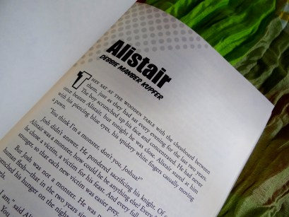 Alistair by Debbie Manber Kupfer