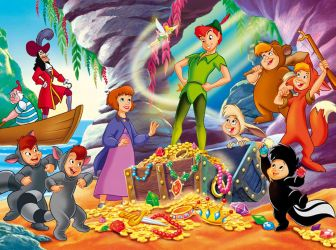 Peter Pan is a great example of the Ruler. He is wholly in-charge of the Lost Boys, and the world he reigns over. In fact, Captain Hook, his spoiler, is merely a shadow of what he is/was to become, had he grown up entirely. And when the new children (especially Wendy) seem to garner more attention than him, his shadow side surfaces, Pan playing cruel pranks to lower the status of interlopers in the eyes of his followers.