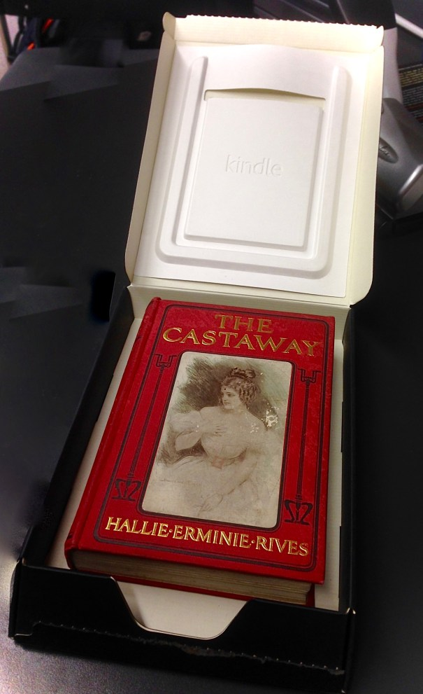 The Castaway, 1908 Kindle Edition
