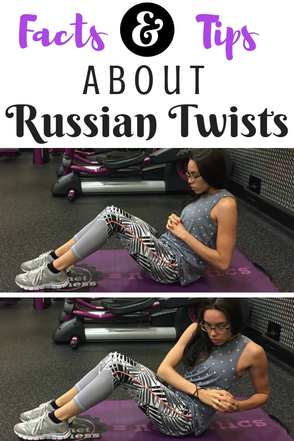 All about russian twists