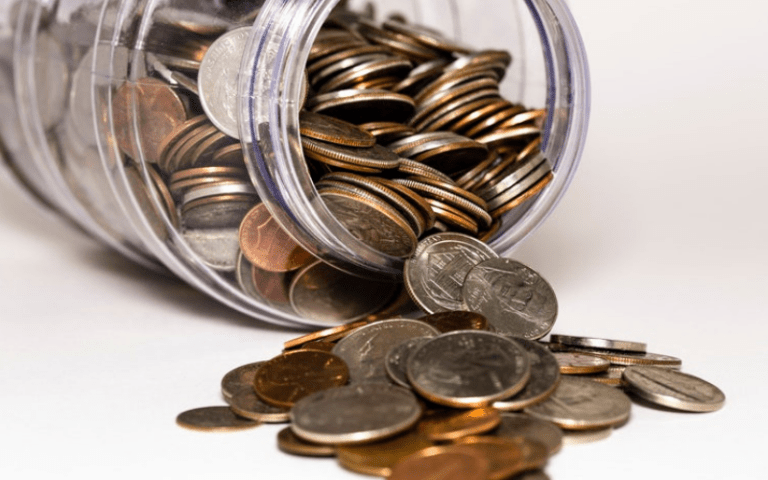 Saving money is a great way to avoid debt and become financially free