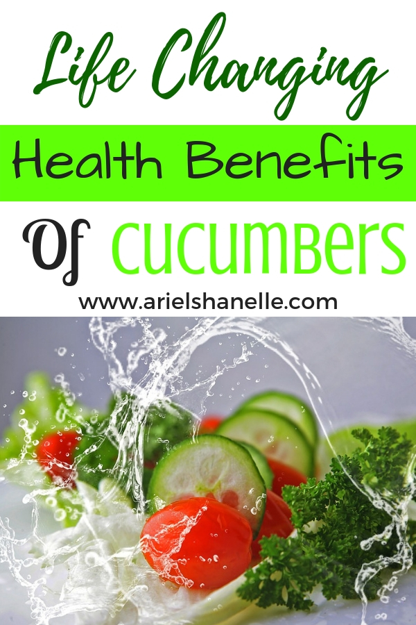Adding cucumbers to your diet will yield so many health benefits!