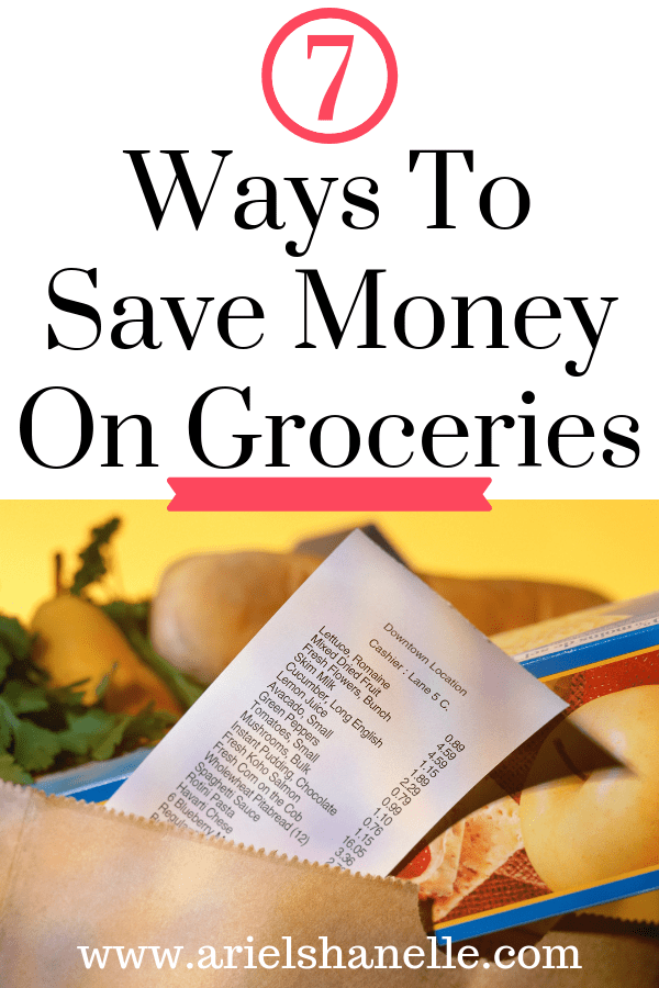 Ways to save money while buying groceries | Budgeting | Personal finance