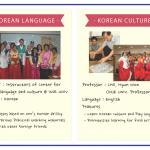 IIIHR Description Korean Language & Culture Class