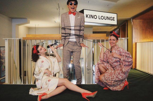 CinemAsia Karaoke Night hosted by Wei Not Sing