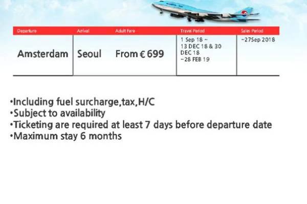 Vliegtickets Daihan Travel