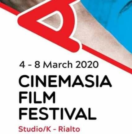 Cinemasia 4-8 maart Amsterdam