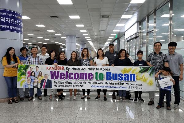 Spiritual journey to Korea with full scholarship