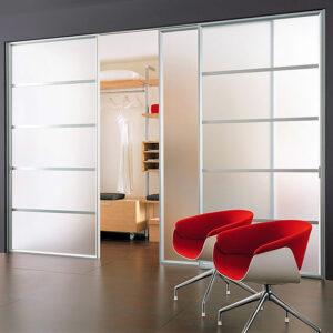 Aries Glass Closet Door CSD 79 Aries Interior Doors