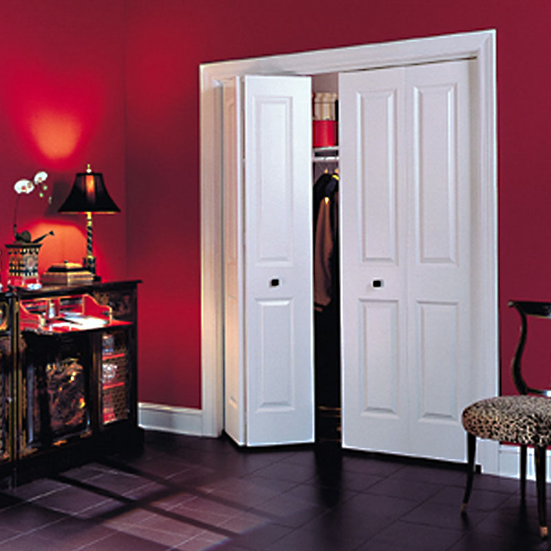 Aries Bi Fold White Closet Door 017 Aries Interior Doors