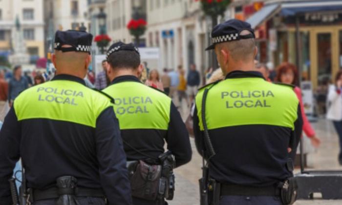 ¡POLICÍA LOCAL AYUNTAMIENTO DE PEÑARROYA!