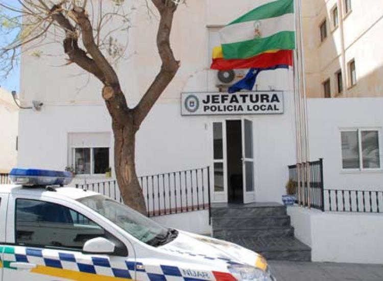 CINCO CONVOCATORIA DE POLICÍA LOCAL