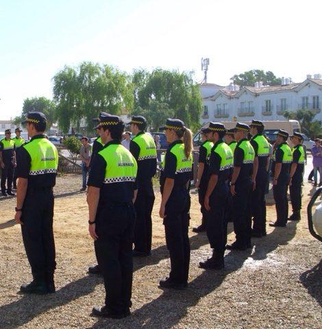 CONVOCATORIA POLICÍA LOCAL Almonte (Huelva)