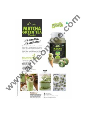 Natureale™ Matcha Green Tea Powder, 75gm