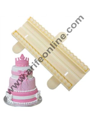 Cake Decor Kitchen Cookie Pastry Bead Pearl Mold Fondant Cutter Cake Decorating