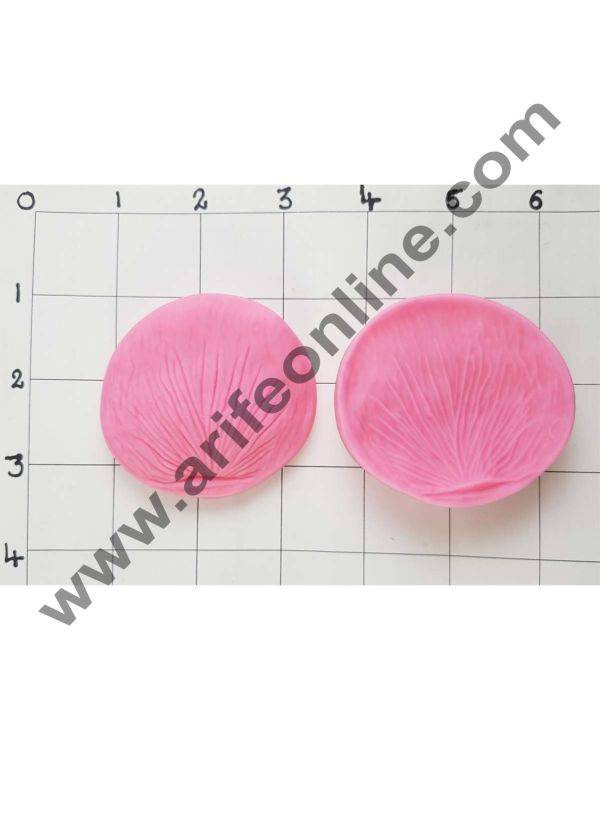 Cake Decor Silicon Veiners Leaves Shape Fondant Clay Marzipan Cake Decoration Mould 1