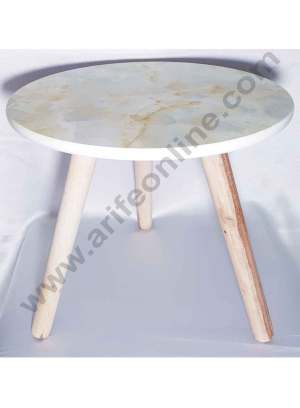 Cake Display Stand Wooden 35cm Width 12inch height