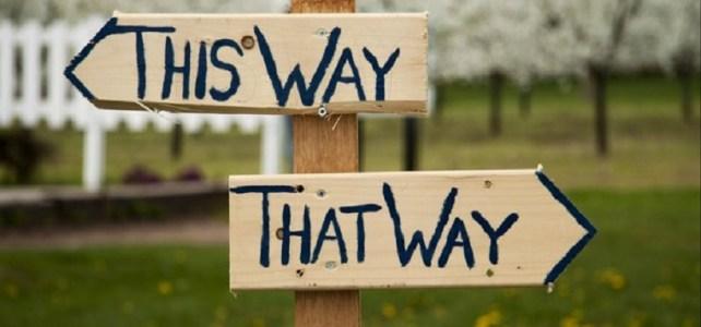 Putuskanlah Apa yang Harus Kau Putuskan, Janganlah Ragu Wahai Anak Muda!