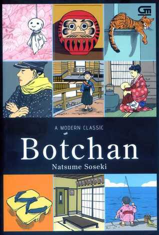 botchan by goodreads