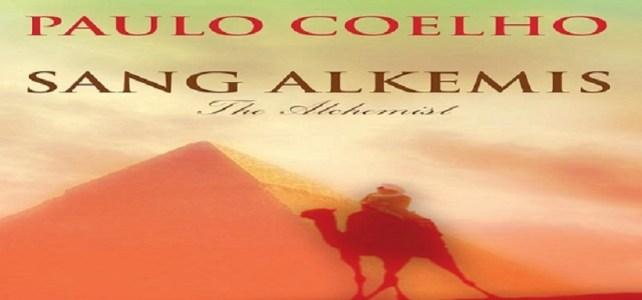 Resensi buku sang alkemis paulo coelho, resensi sang alkemis, sang alkemis downlaod, baca sang alkemis gratis, inspirasi dari sang alkemis