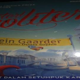 Resensi Misteri Soliter, Baca buku misteri soliter, download misteri soliter, buku jostein gaarder