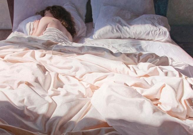 Alyssa Monks - Morning After II (2014 - oil on canvas)