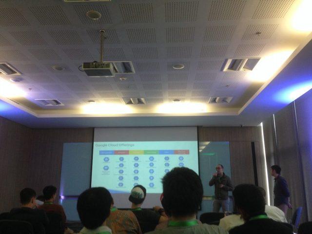 Jochen Schloesser, Channel Manager, Google Cloud