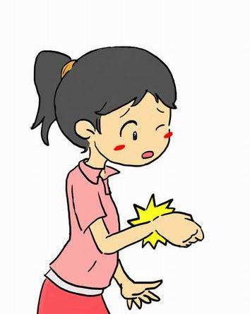 手根管症候群・腱鞘炎 女性