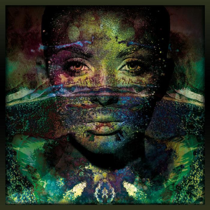 Gaia - Digital-Art